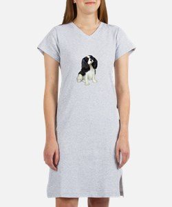 Cavalier (tri color) Women's Nightshirt