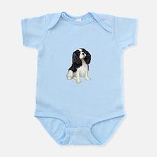 Cavalier (tri color) Infant Bodysuit
