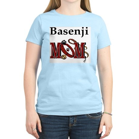 Basenji Mom Women's Light T-Shirt