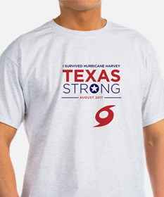 Texas Strong - I survived hurricane Harvey T-Shirt