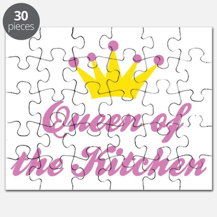 Queen of the Kitchen Puzzle