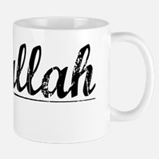 Abdullah, Vintage Mug