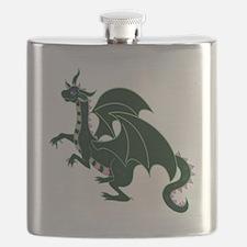 Green Dragon Flask