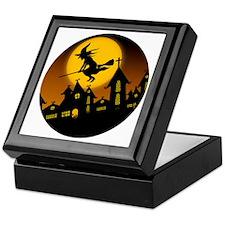 Spooky Halloween 2 Keepsake Box