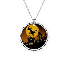 Spooky Halloween 2 Necklace