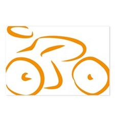 bike logo Postcards (Package of 8)