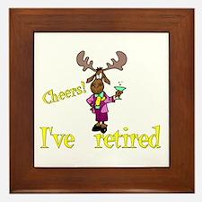 Cheers!:-) Framed Tile