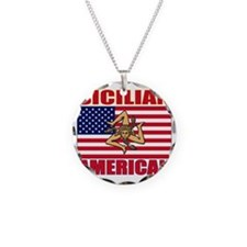 sicilian american a Necklace