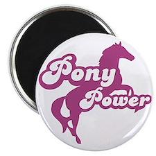 pony power Magnet