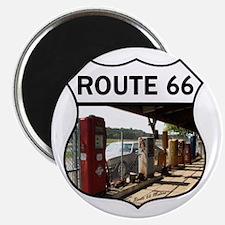 Route 66 Motors Magnet