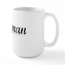 Bookman, Vintage Mug