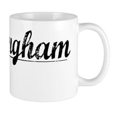 Birmingham, Vintage Small Mug