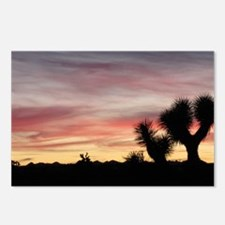 Joshua Tree Silhouette Postcards (Package of 8)