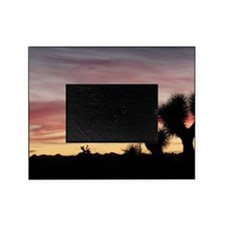 Joshua Tree Silhouette Picture Frame