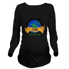 cna Long Sleeve Maternity T-Shirt