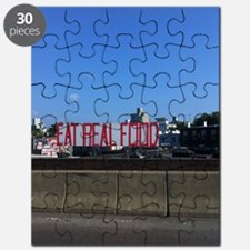 Eat Real Food Puzzle