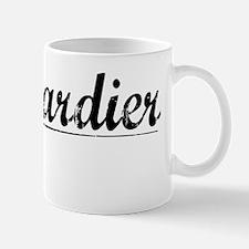 Bombardier, Vintage Mug