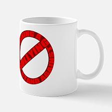 Anti Bullying blk Mug