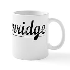 Breckenridge, Vintage Mug