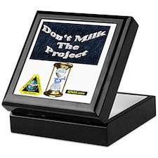 Dont milk the project Keepsake Box