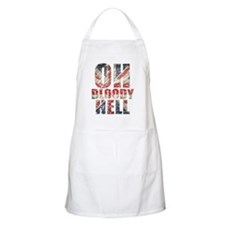 Oh Bloody Hell Apron