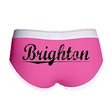 Brighton, Vintage Women's Boy Brief