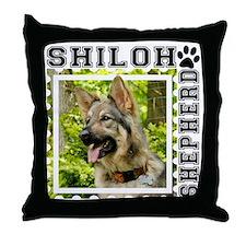 Sadie 2012 Throw Pillow