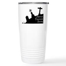 We Dig the Corner Cemetery Travel Mug