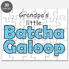 Grandpas Batcha Galoop Blue Puzzle