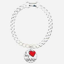 I Love My Nonno Bracelet