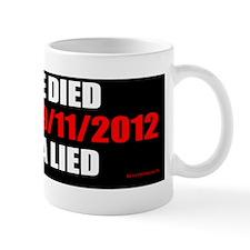 Benghazi 9/11/2012 Mug