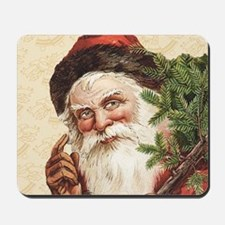 Vintage Santa Claus Mousepad