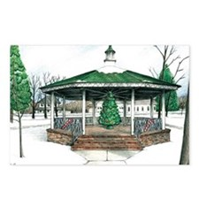 Christmas at Washington P Postcards (Package of 8)