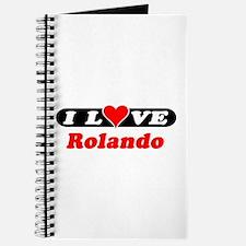 I Love Rolando Journal