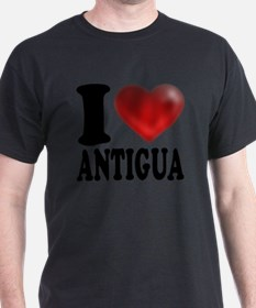 I Heart Antigua T-Shirt