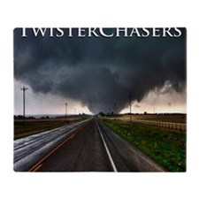 TwisterChasers Tornado Throw Blanket