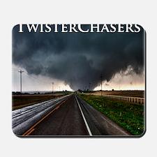 TwisterChasers Tornado Mousepad