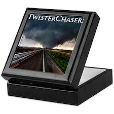 TwisterChasers Tornado Keepsake Box