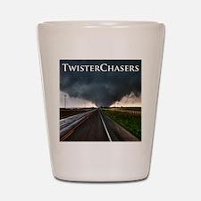 TwisterChasers Tornado Shot Glass