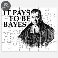It pays to be Bayes. Puzzle