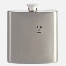 ninja skeleton Flask