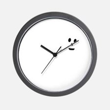 ninja skeleton 2 Wall Clock