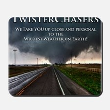 TwisterChasers Back Mousepad