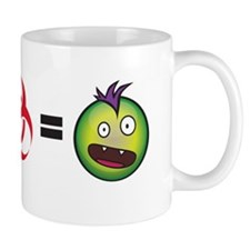 Zombie Formula Mug