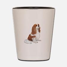 Cavalier (blenheim A) Shot Glass