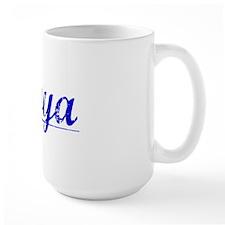 Moya, Blue, Aged Mug