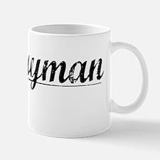 Countryman, Vintage Mug