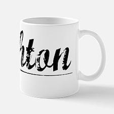 Crichton, Vintage Mug