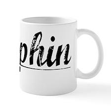 Dauphin, Vintage Mug