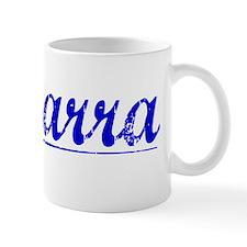 Navarra, Blue, Aged Mug